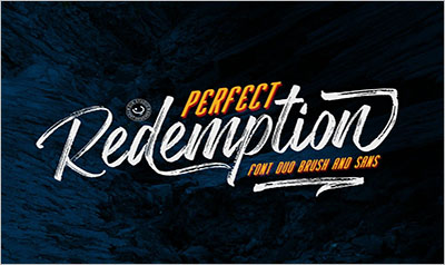 Perfect Redemption Font - Free Download
