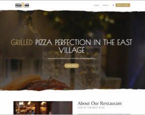 Pizza Hub WordPress Theme