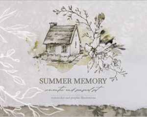 SUMMER MEMORY Watercolor set