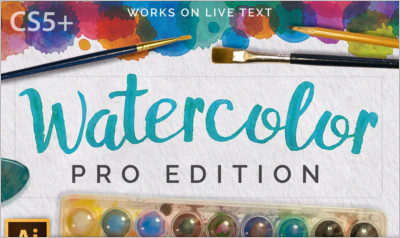 Watercolor Pro Effects