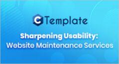 Sharpening Usability: Website Maintenance