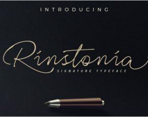 Rinstonia Signature
