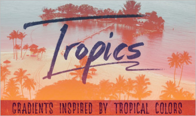 Tropical Gradients