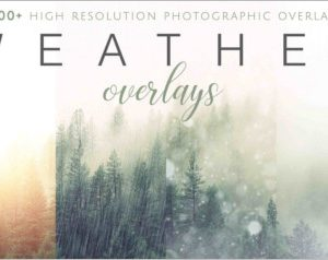 Weather Overlay Bundle