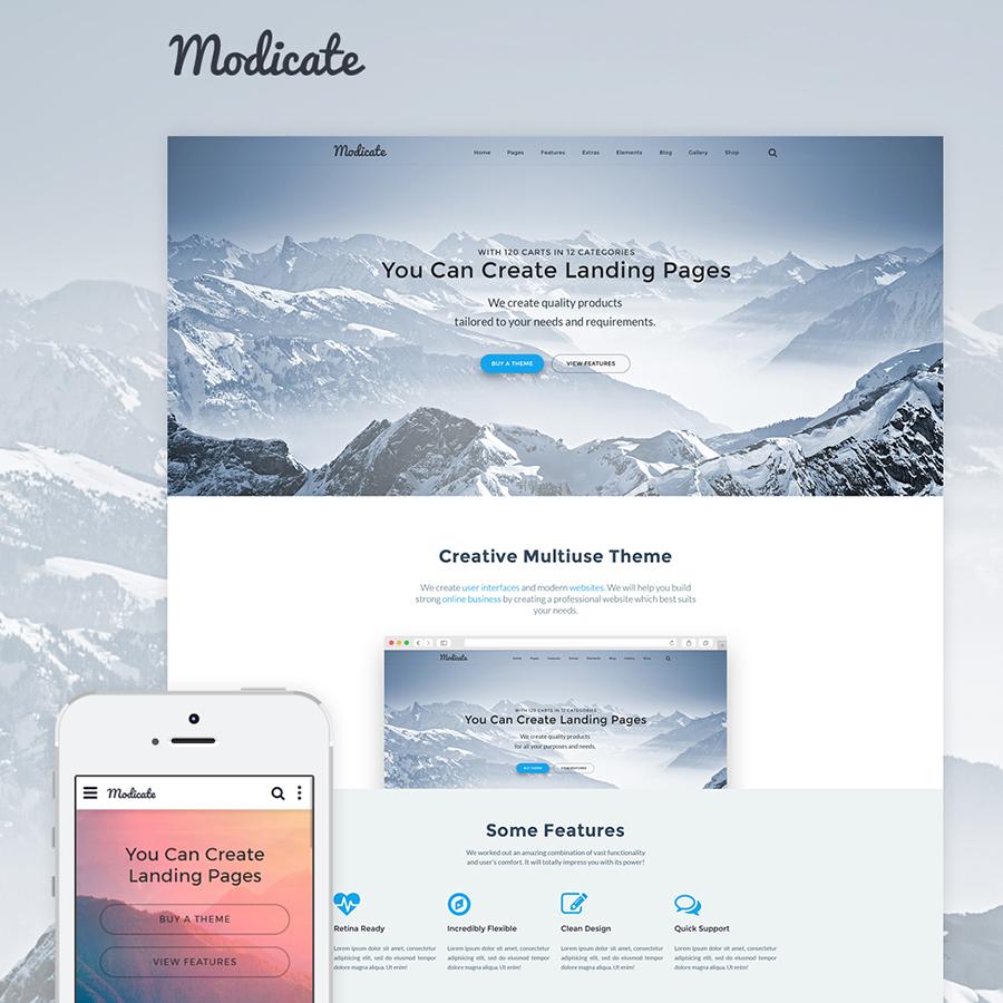 Modicate Multipurpose