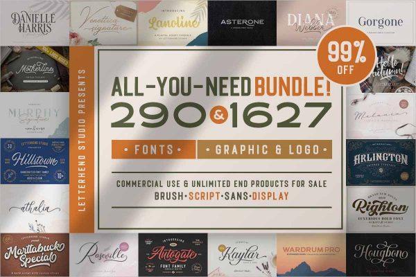 All You Need Bundle 1