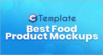 Best Food Product Mockup