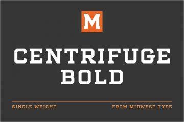 Centrifuge Bold