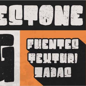 Destone Styled Font