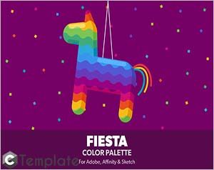 Fiesta Color Palette