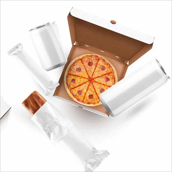 Food Product Mockups