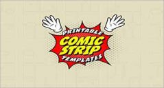18+ Free Printable Comic Strip Templates