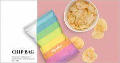 46+ Realistic Chips Bag Mockups