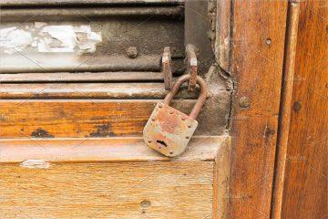 Window Vintage Detail