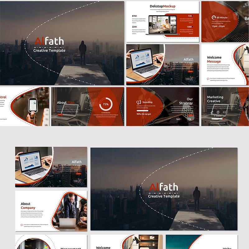 Alfath - Google Slides
