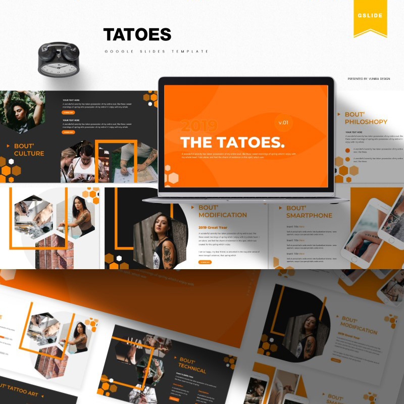 Tatoes | Google Slides