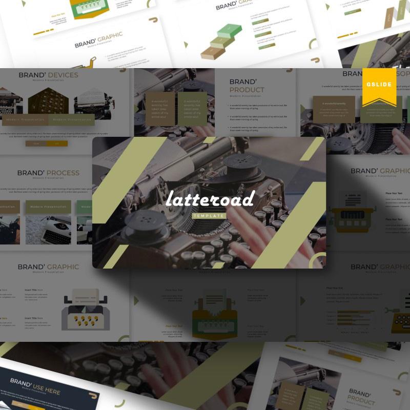 Letteroad | Google Slides