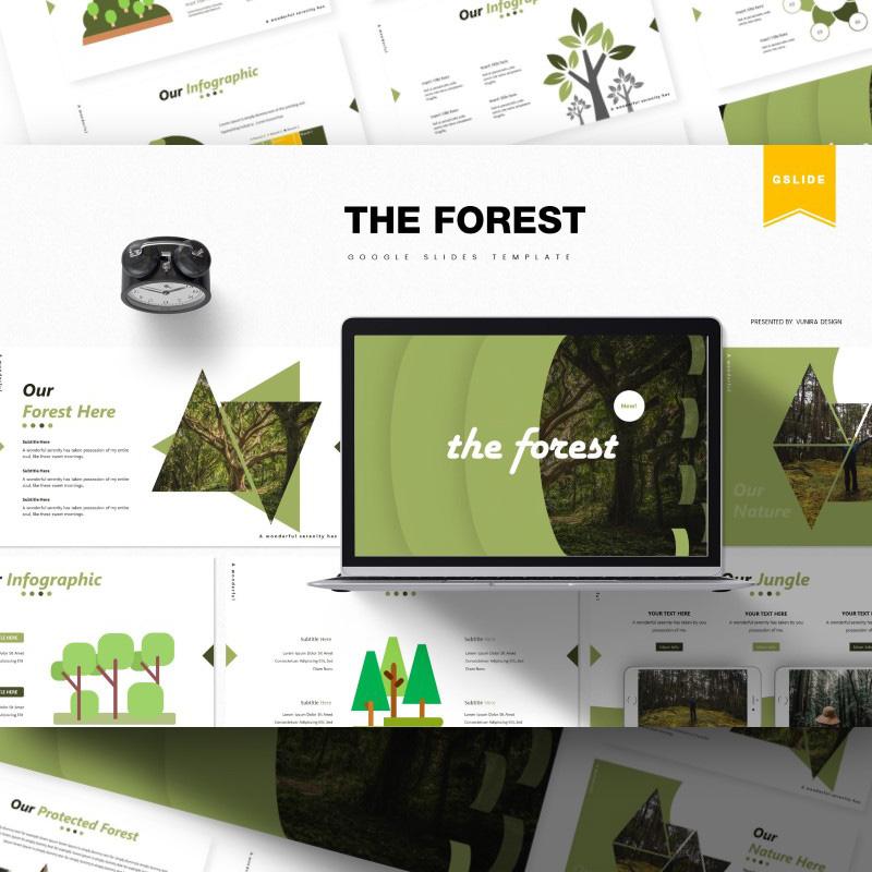 The Forest | Google Slides