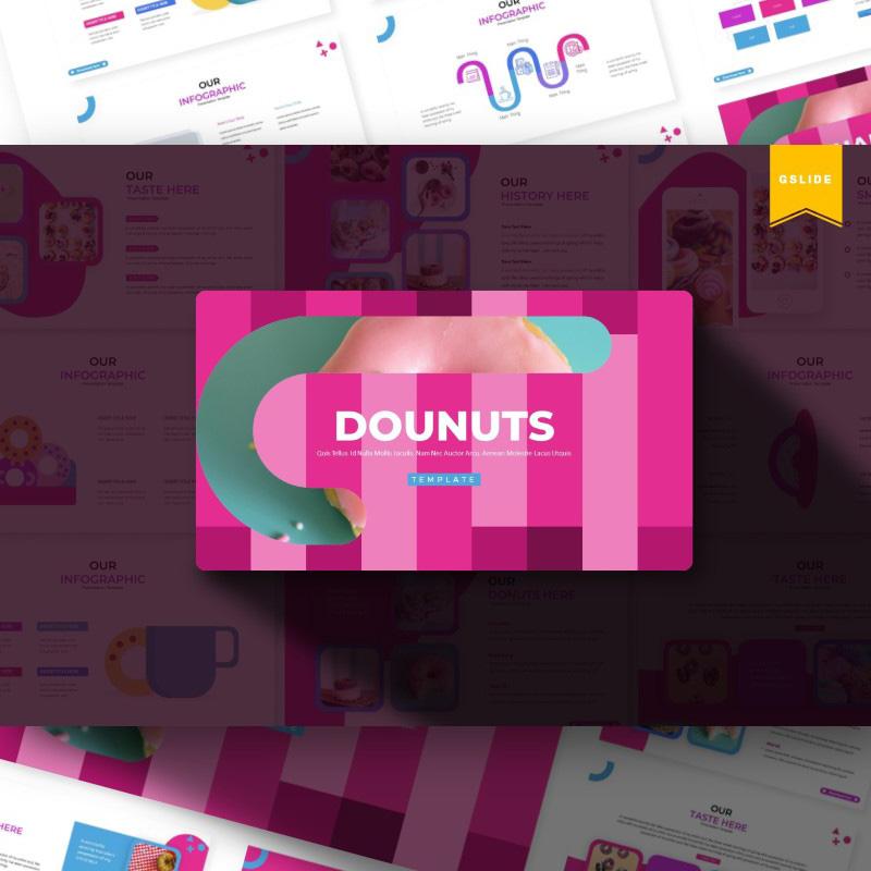 Dounuts | Google Slides