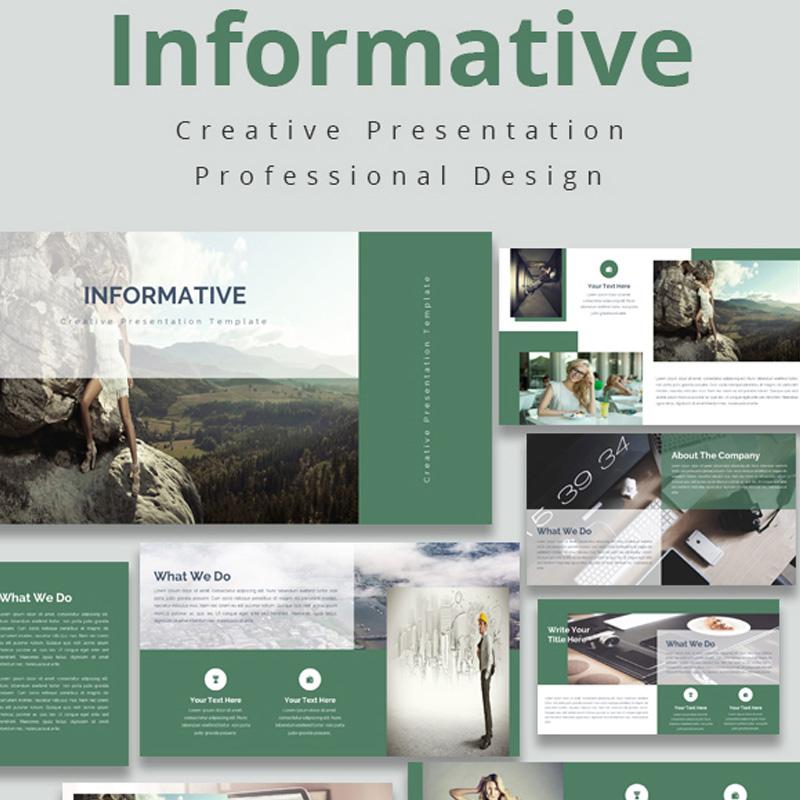 Informative Google Slides