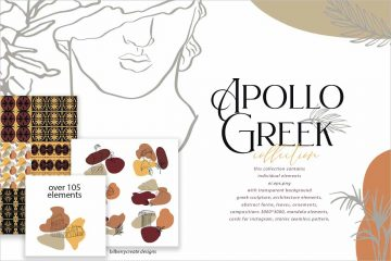 Apollo Greek collection