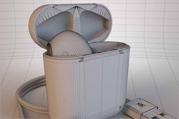 Apple AirPods 3D Print 1