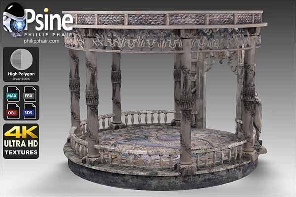 Arcane Rotunda