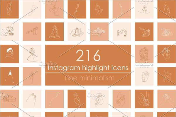 Art Instagram Highlight Covers- Free Download