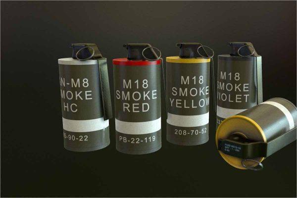 Assorted Grenade Pack