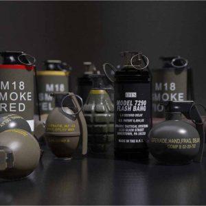 Assorted Grenade Pack 01