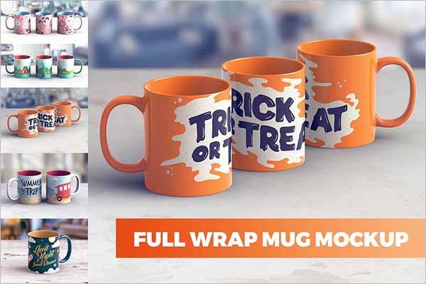 Best Mug Mockup PSD Templates
