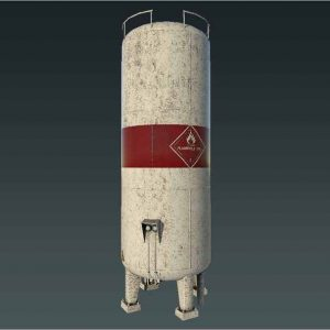 Gas Storage Tank Big