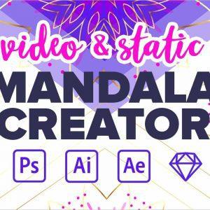 Kaleidoscope Mandala Maker