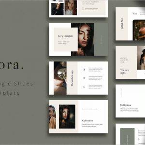 LORA - Google Slides Template