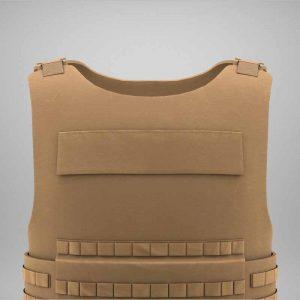 Military Flak Jacket Vest