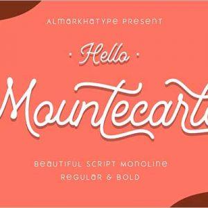 Mountecarlo Beautiful Monoline