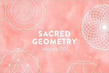 Sacred Geometry Vectors Volume
