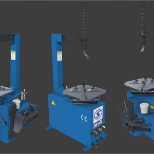 Tire Changer Machine 1
