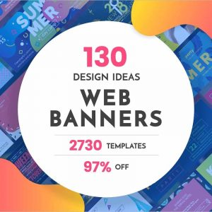 Web Banner Templates Bundle