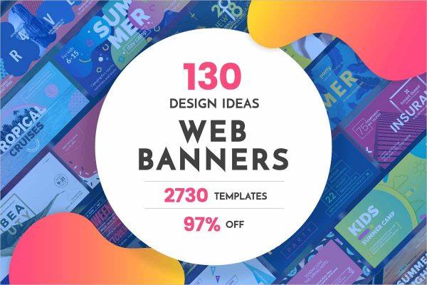 Web Banner Templates Bundle