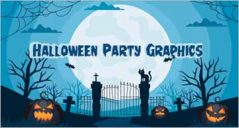 15+ Halloween Party Graphics