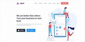 Appal Multipurpose Startup Drupal Theme