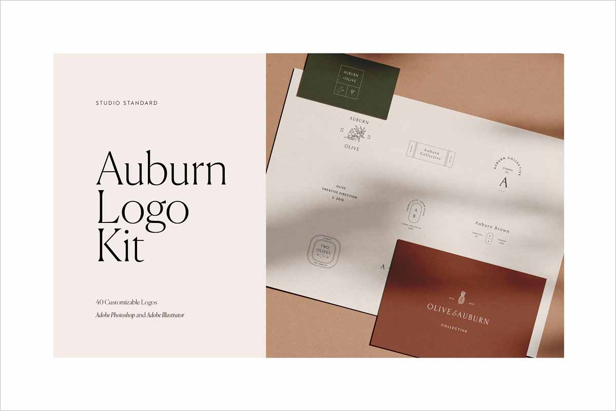 Auburn Logo Kit
