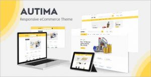 Autima Car Accessories Theme