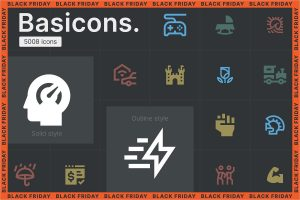 Black Friday Basicons