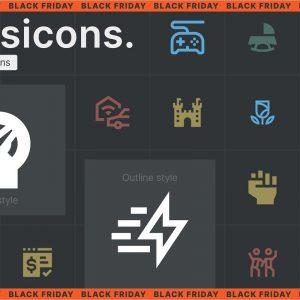 Black Friday Basicons