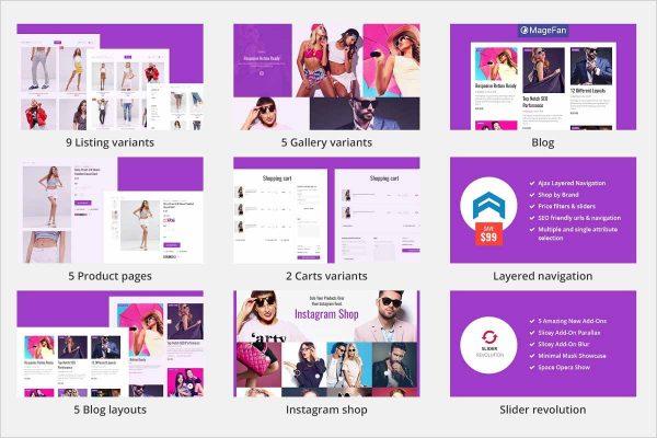 BuyShop Premium Magento theme