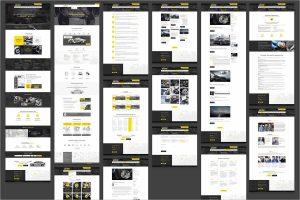 Car Repair Service HTML Template 0