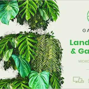 Gardena Landscaping WordPress Theme