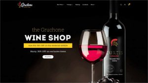 Gruchone Opencart Multi Purpose Theme